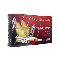 Hornady Superformance 25-06 Rem 117gr SST 81453