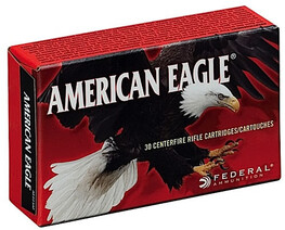 American Eagle 338 Federal 185gr Soft Point AE338F